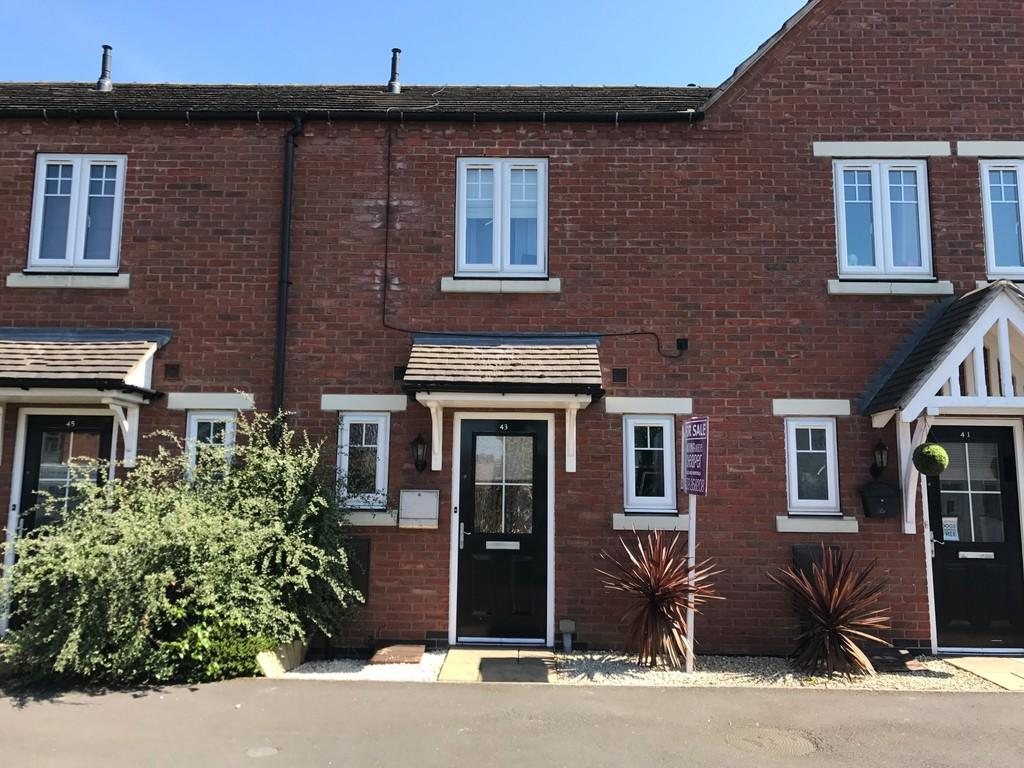 2 Bedrooms Town House for sale in Leicester Road, Ibstock