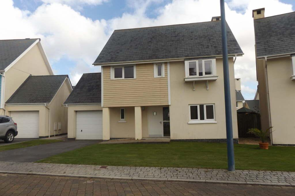 4 Bedrooms Detached House for sale in Pentre Nicklaus Village, Llanelli, Llanelli, Carmarthenshire