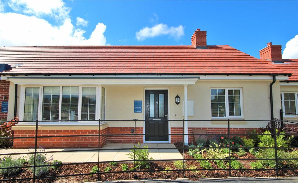 2 Bedrooms Bungalow for sale in Hawthorne Road, Carrington Gardens, DN36