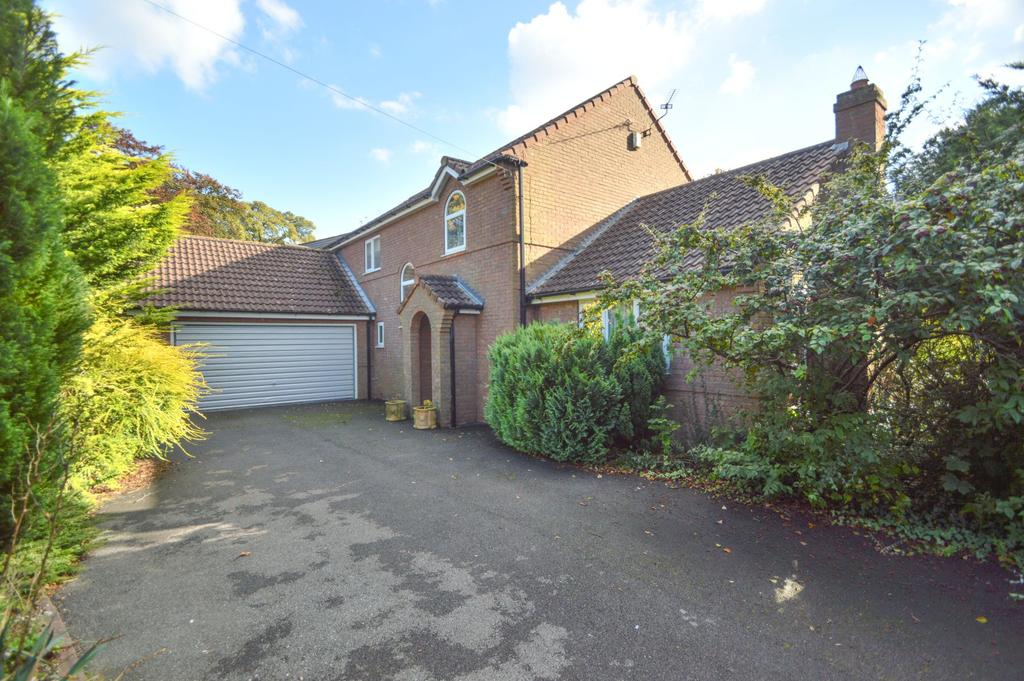 4 Bedrooms Detached House for sale in Middlecave Road, Malton YO17