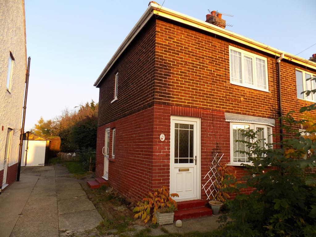2 Bedrooms End Of Terrace House for sale in Margret Street, Immingham DN40