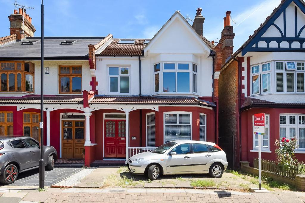3 Bedrooms Flat for sale in Burford Gardens, Palmers Green