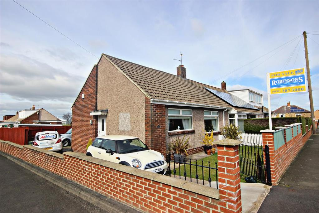 2 Bedrooms Semi Detached Bungalow for sale in Plunkett Road, Dipton, Stanley
