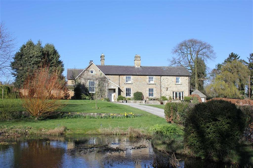 4 Bedrooms Link Detached House for sale in Stanwick, Richmond, North Yorkshire