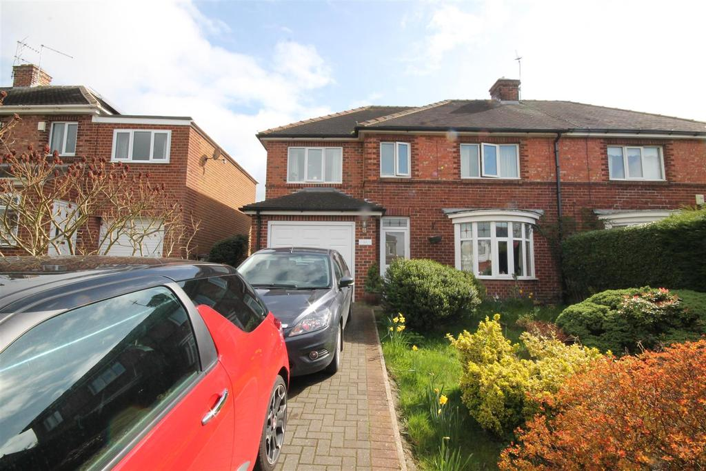 4 Bedrooms Semi Detached House for sale in Spring Lane, Sedgefield, Stockton-On-Tees