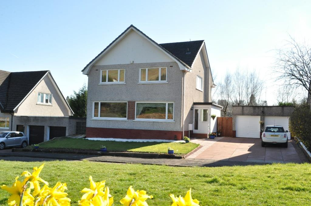 5 Bedrooms Detached House for sale in Campsie View Drive , Blanefield , Stirlingshire , G63 9JE