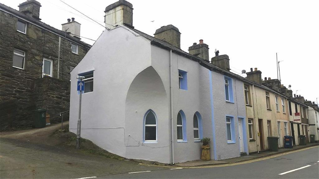 2 Bedrooms End Of Terrace House for sale in High Street, Talsarnau, Gwynedd
