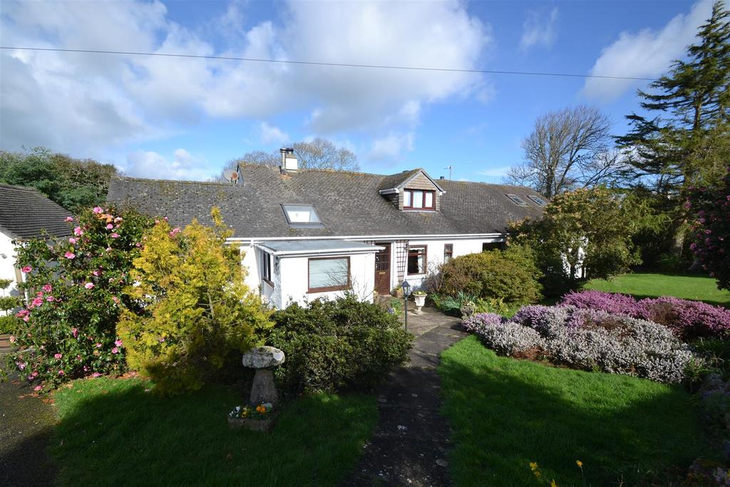 4 Bedrooms Detached House for sale in Mawnan Smith, Falmouth