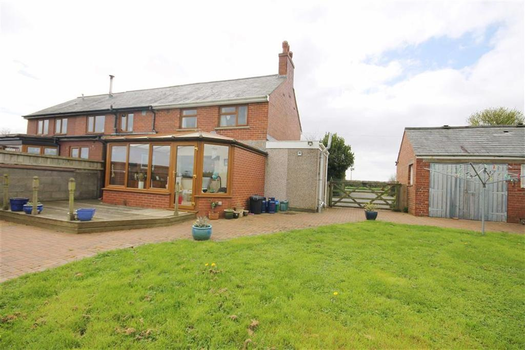 3 Bedrooms Semi Detached House for sale in New Barn Holdings, Flemingston, Vale Of Glamorgan