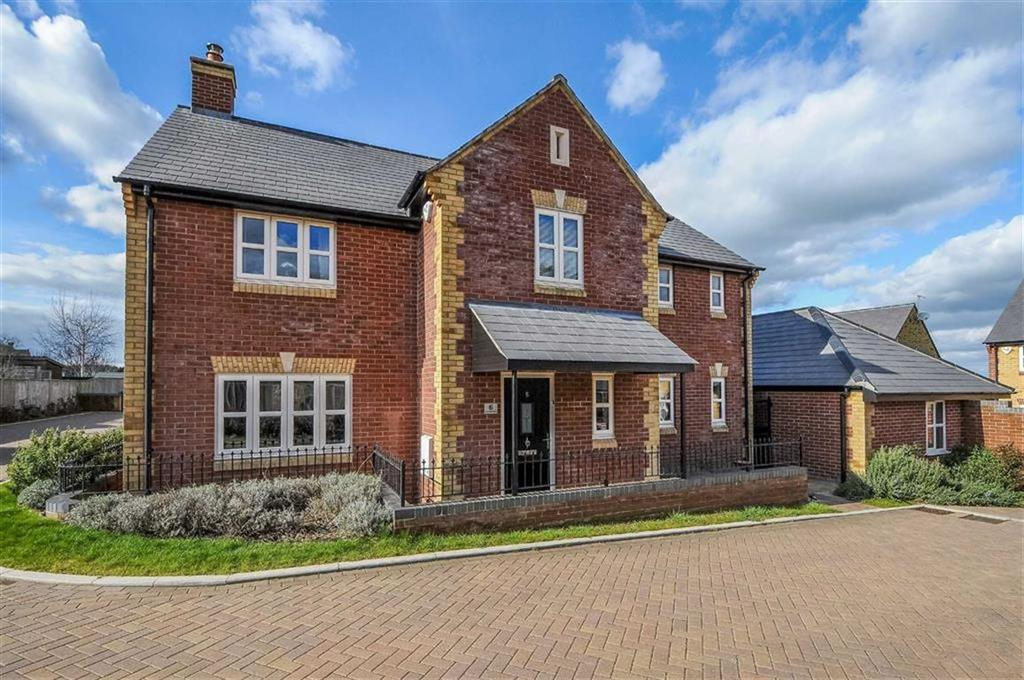 4 Bedrooms Detached House for sale in Tor View Close, Yeovil, Somerset, BA21