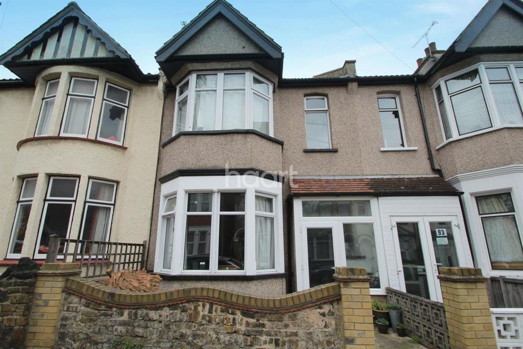 3 Bedrooms Terraced House for sale in Westcliff-on-sea