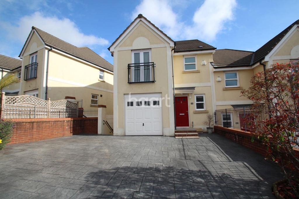 4 Bedrooms Semi Detached House for sale in Lyte Hill Lane, Torquay