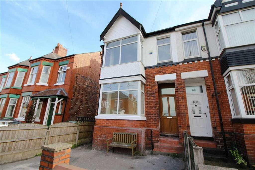 3 Bedrooms Semi Detached House for sale in Windmill Lane, Reddish, Stockport