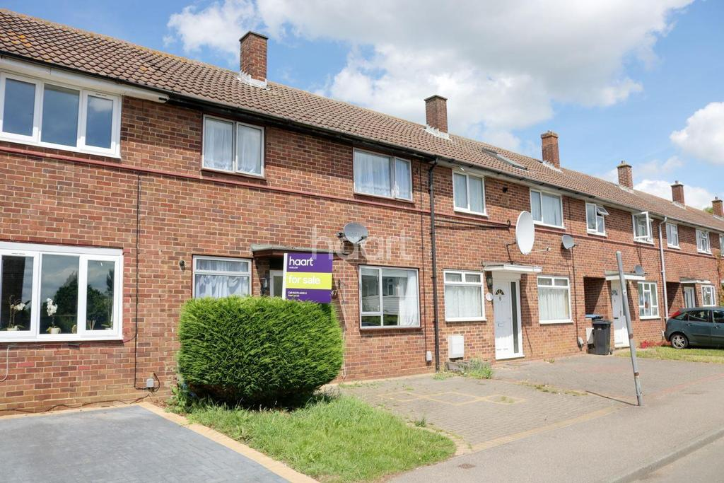 3 Bedrooms Terraced House for sale in Harlow