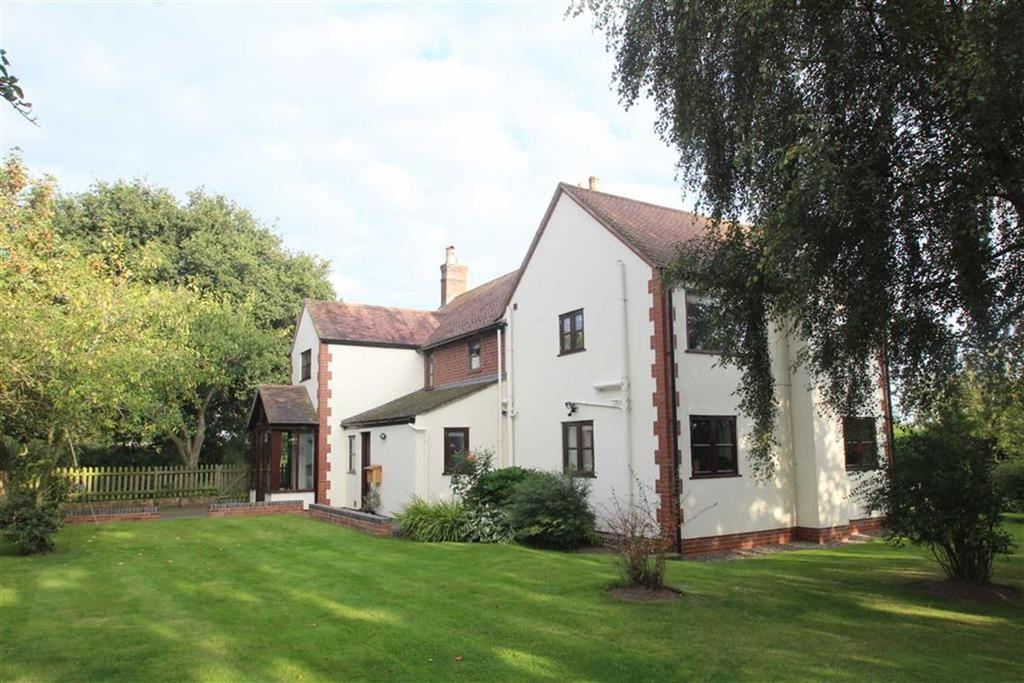 4 Bedrooms Detached House for sale in Bagley Marsh, Near Ellesmere