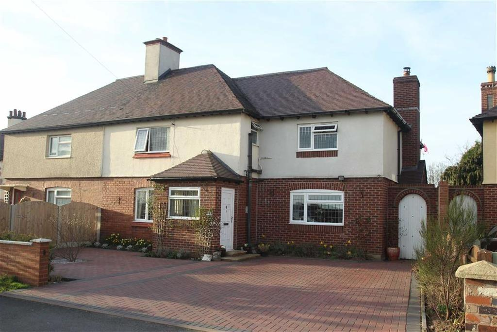 4 Bedrooms Semi Detached House for sale in The Crescent, Hodnet, Market Drayton