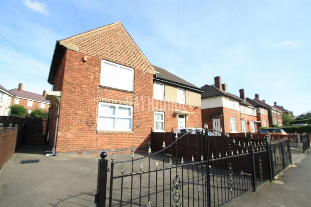 2 Bedrooms Semi Detached House for sale in Adkins Road, Sheffield