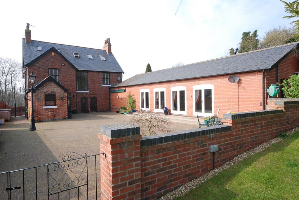 5 Bedrooms Detached House for sale in Station Road, Kirton, Nottinghamshire