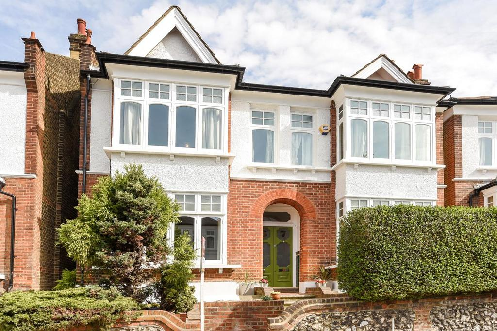 4 Bedrooms Detached House for sale in Boyne Road, Lewisham, SE13
