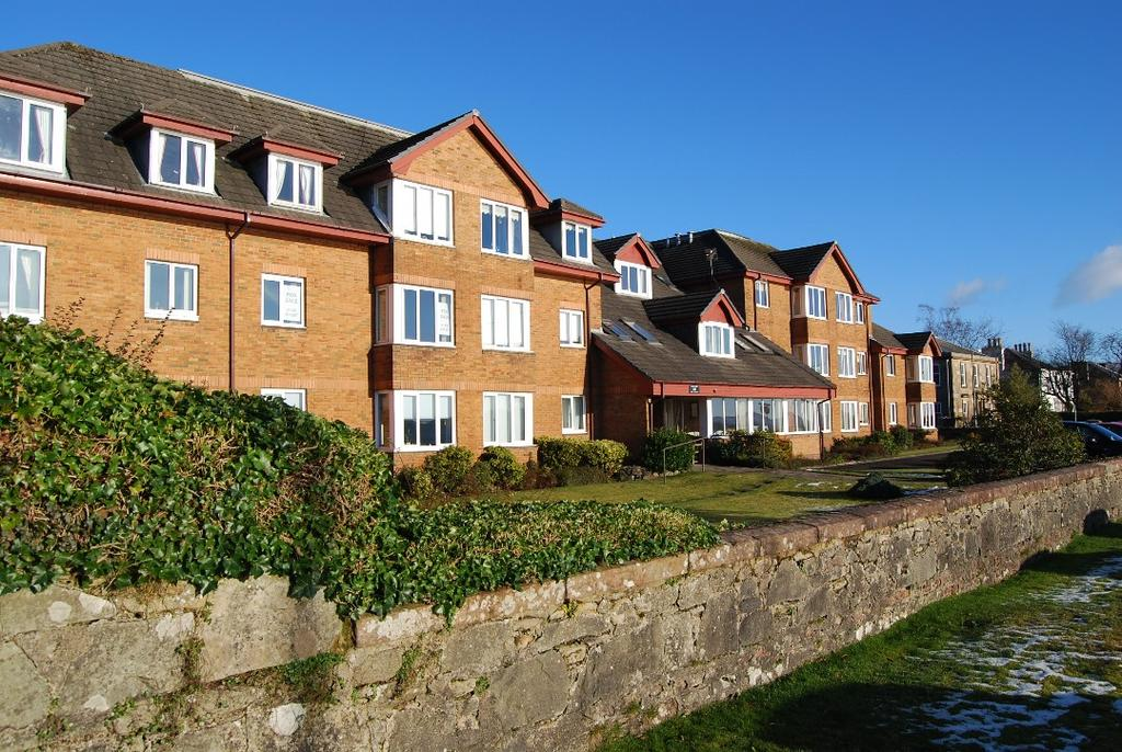1 Bedroom Flat for sale in Clyde Court, 123 West Clyde Street, Helensburgh, Argyll Bute, G84 8EU