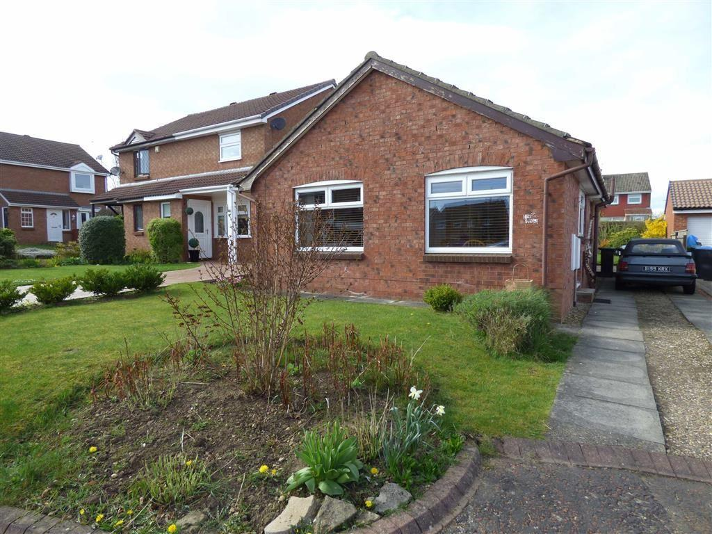 2 Bedrooms Detached Bungalow for sale in 36, Cleves Court, Ferryhill
