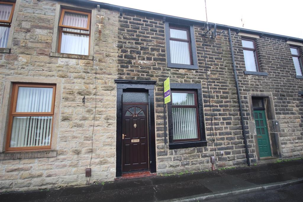 2 Bedrooms Terraced House for sale in 24 Water Street, Worsthorne, Burnley