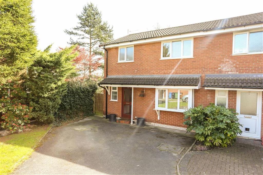 3 Bedrooms Semi Detached House for sale in Leeside, Heaton Mersey