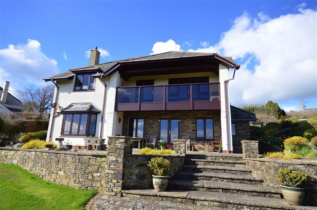 5 Bedrooms Detached House for sale in Frogmore, Kingsbridge, Devon, TQ7