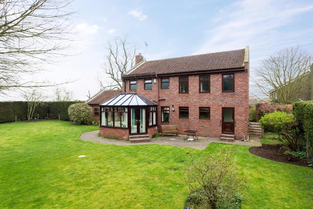 4 Bedrooms House for sale in Rectory Close, Bolton Percy, York