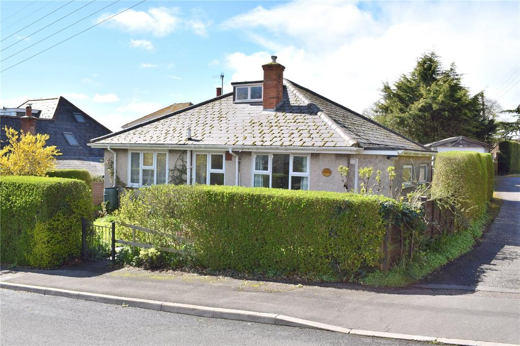2 Bedrooms Detached Bungalow for sale in Allington Park, Bridport, Dorset