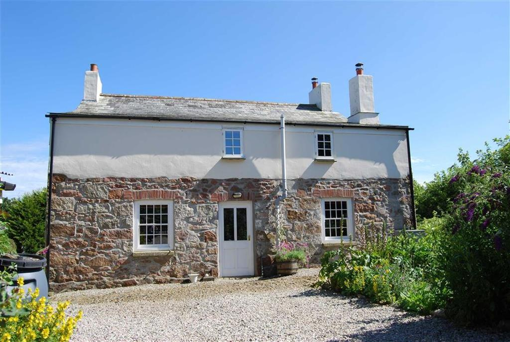 4 Bedrooms Detached House for sale in Retire, Bodmin, Cornwall, PL30