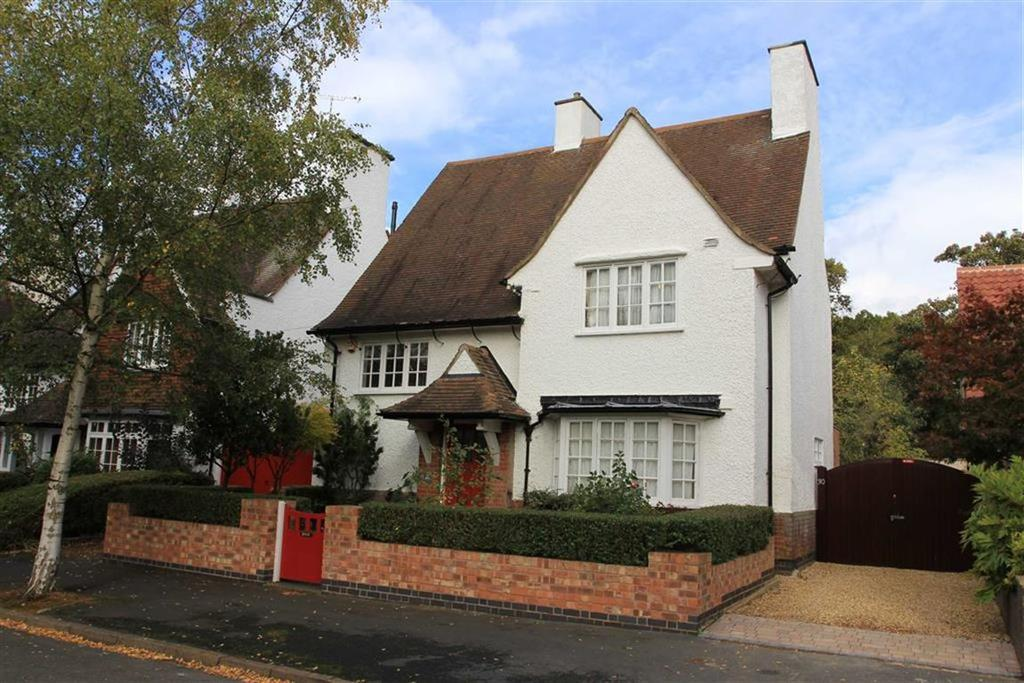 5 Bedrooms Unique Property for sale in Morland Avenue, Stoneygate, Leicester