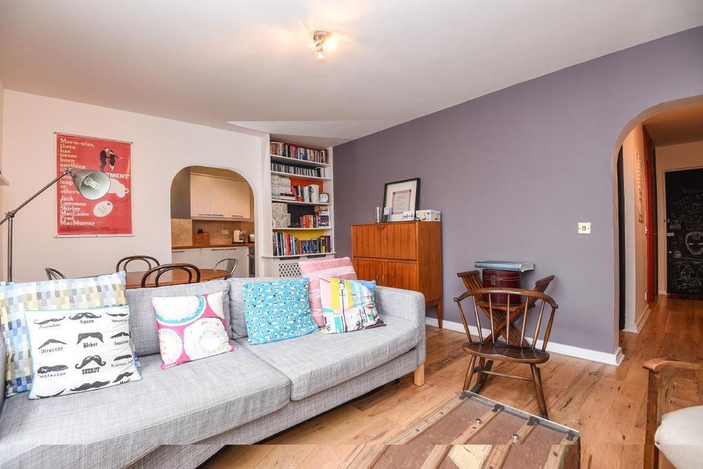 1 Bedroom Flat for sale in Battersea Church Road, Battersea, SW11