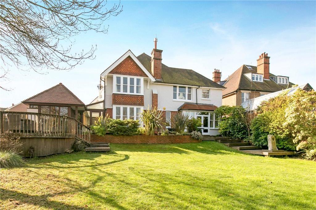 6 Bedrooms Detached House for sale in Birling Road, Tunbridge Wells, Kent, TN2