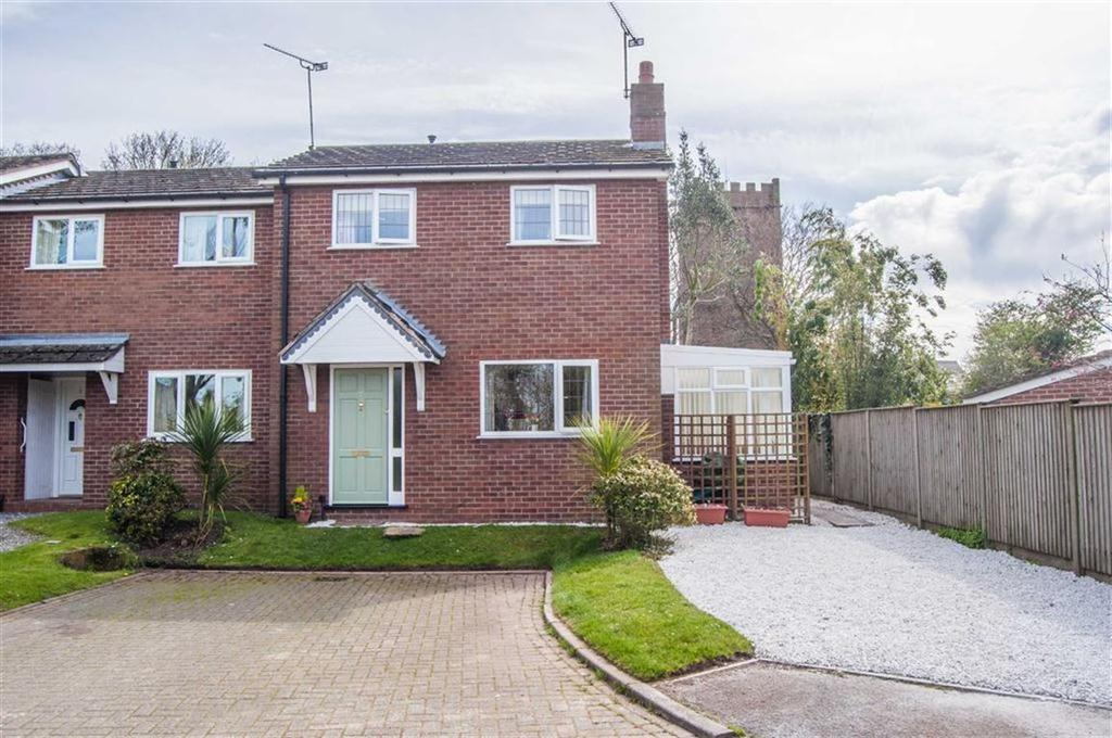 2 Bedrooms Mews House for sale in Arden Close, Tarvin, Chester, Chester