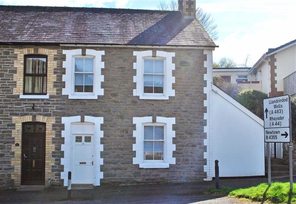 3 Bedrooms Semi Detached House for sale in West Street, Knighton, Knighton, Powys