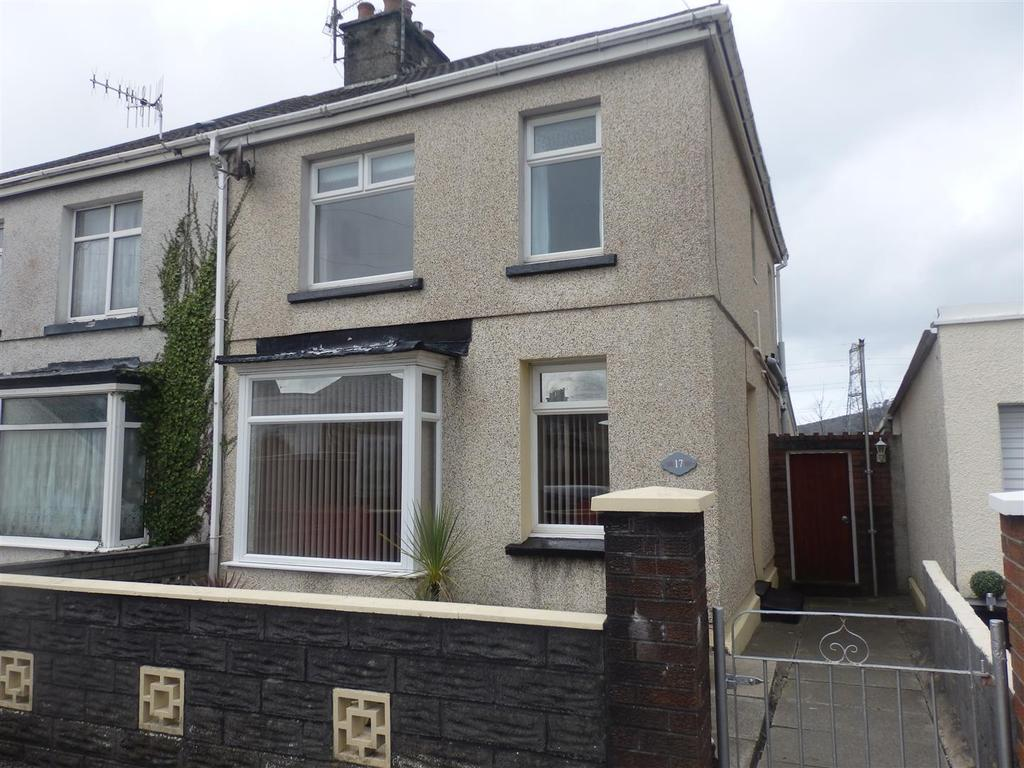 3 Bedrooms Semi Detached House for sale in Chapman Street, Llanelli