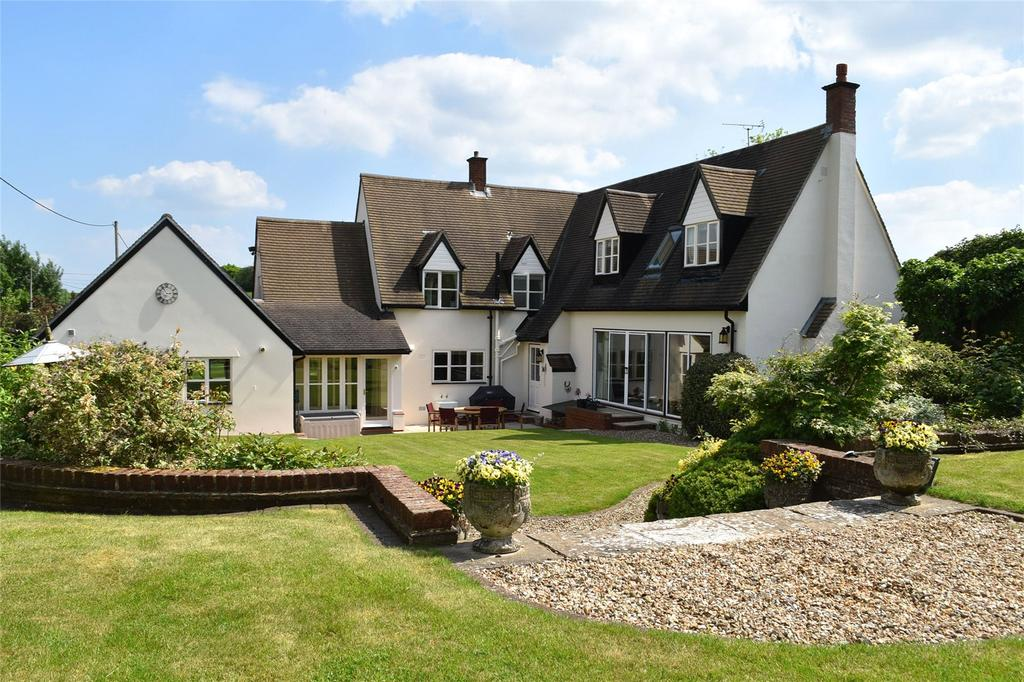 5 Bedrooms Detached House for sale in Grove Farm Lane, Hollingdon