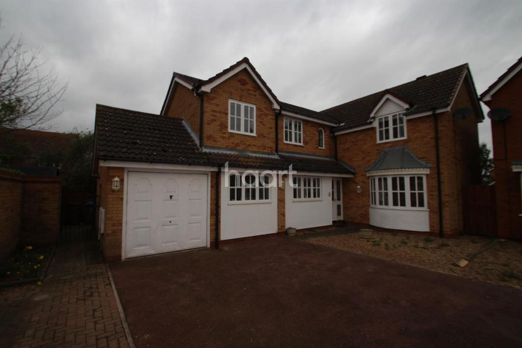 5 Bedrooms Detached House for sale in Deben Valley Drive, Kesgrave