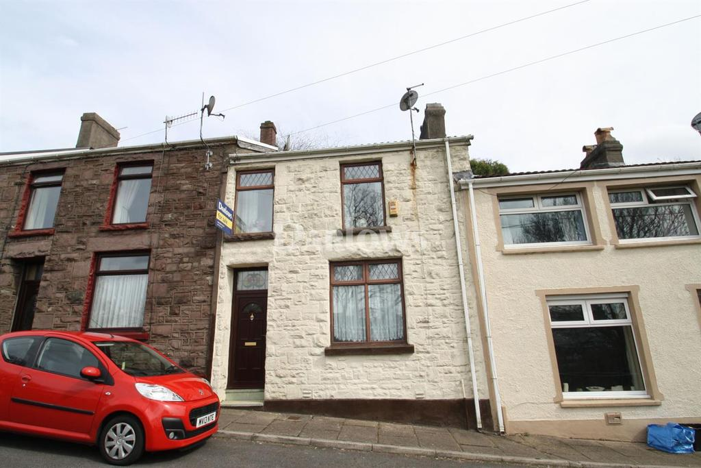 2 Bedrooms Terraced House for sale in Balaclava Road Merthyr Tydfil