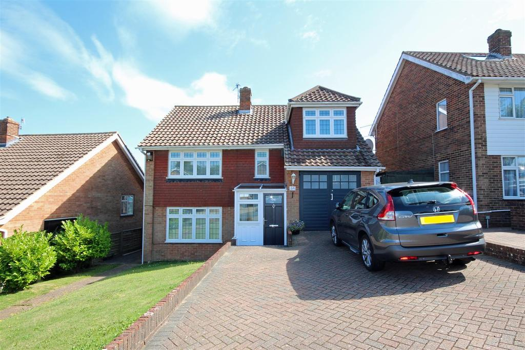 4 Bedrooms Detached House for sale in Windmill Drive, Westdene, Brighton
