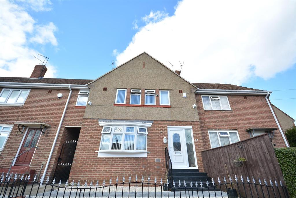3 Bedrooms Terraced House for sale in Aintree Road, Farringdon, Sunderland