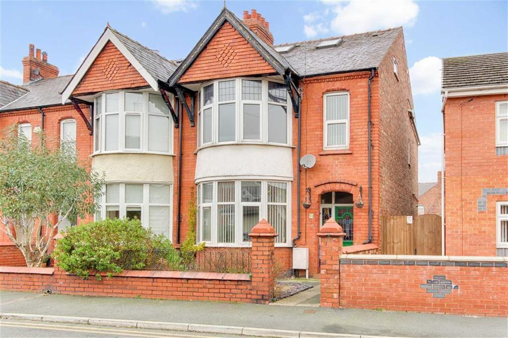 4 Bedrooms Terraced House for sale in Victoria Road, Shotton, Deeside, Flintshire