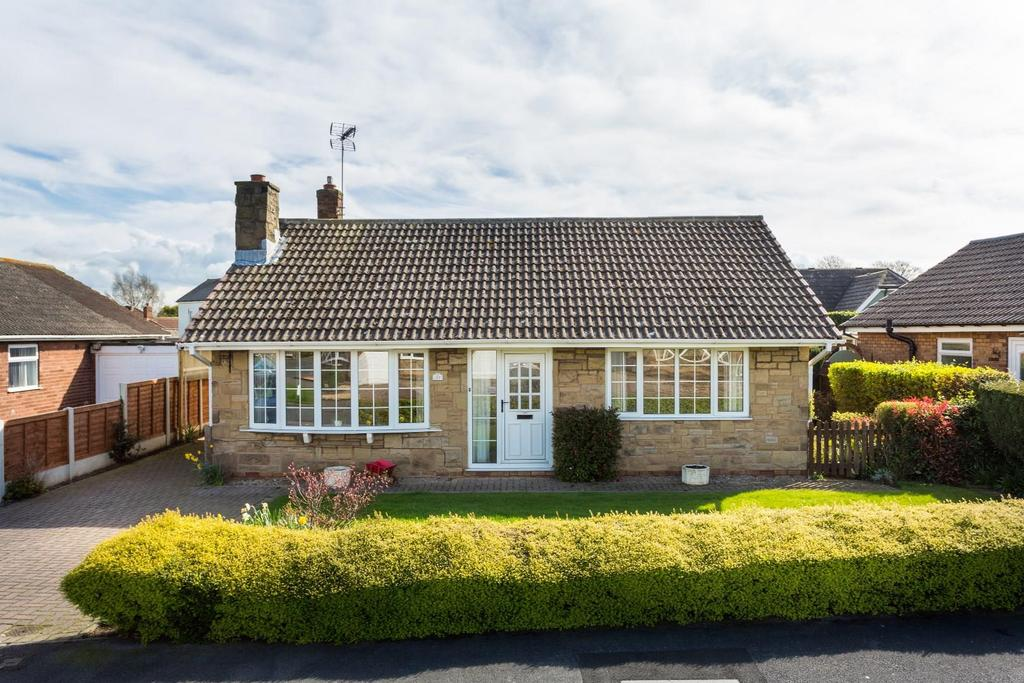 3 Bedrooms Bungalow for sale in Greenacres Crescent, Brayton, Selby