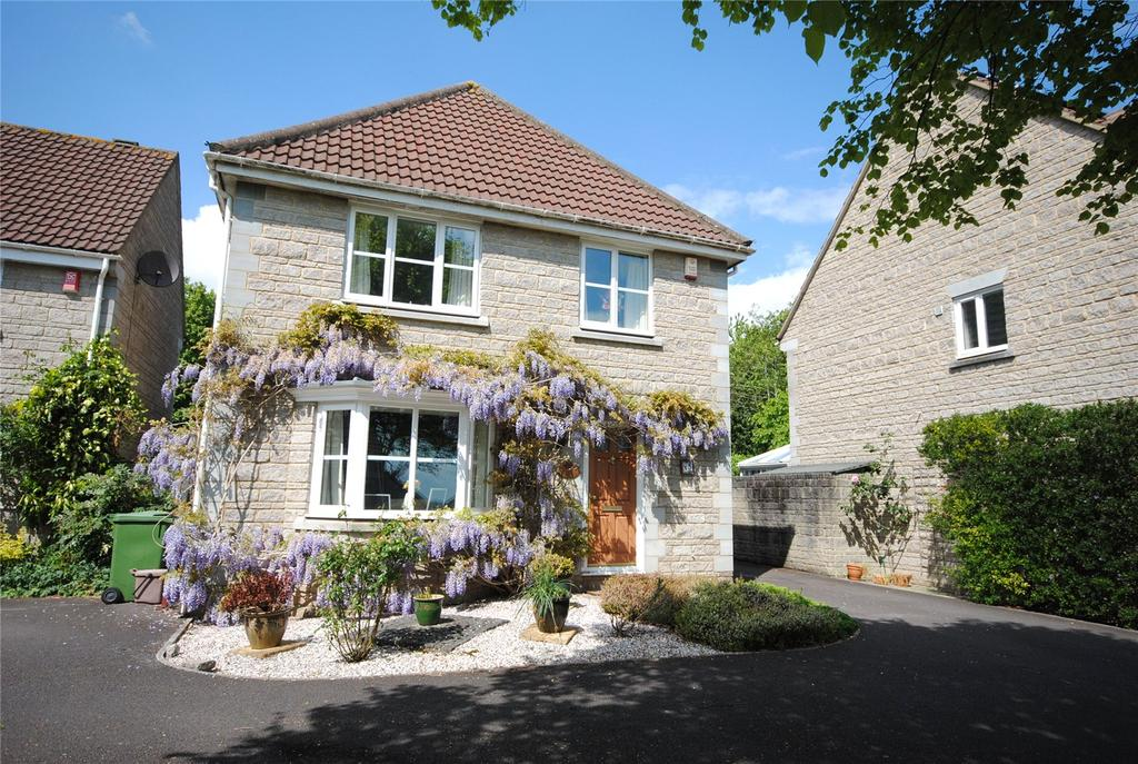 4 Bedrooms Detached House for sale in Barnabas Close, Axbridge, Somerset, BS26