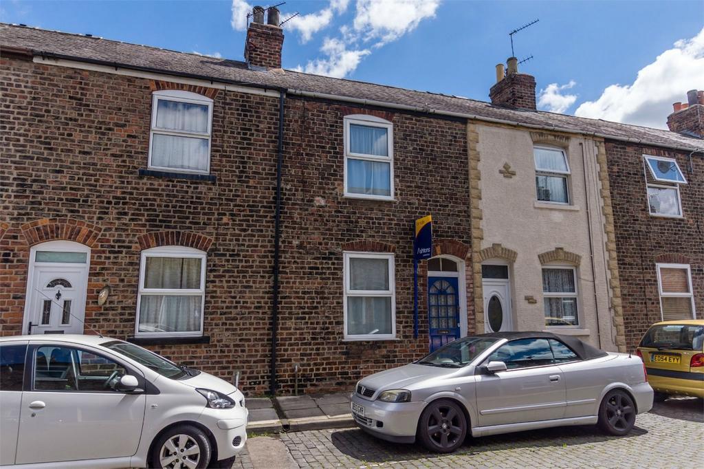 2 Bedrooms Terraced House for sale in Carleton Street, Leeman Road, York