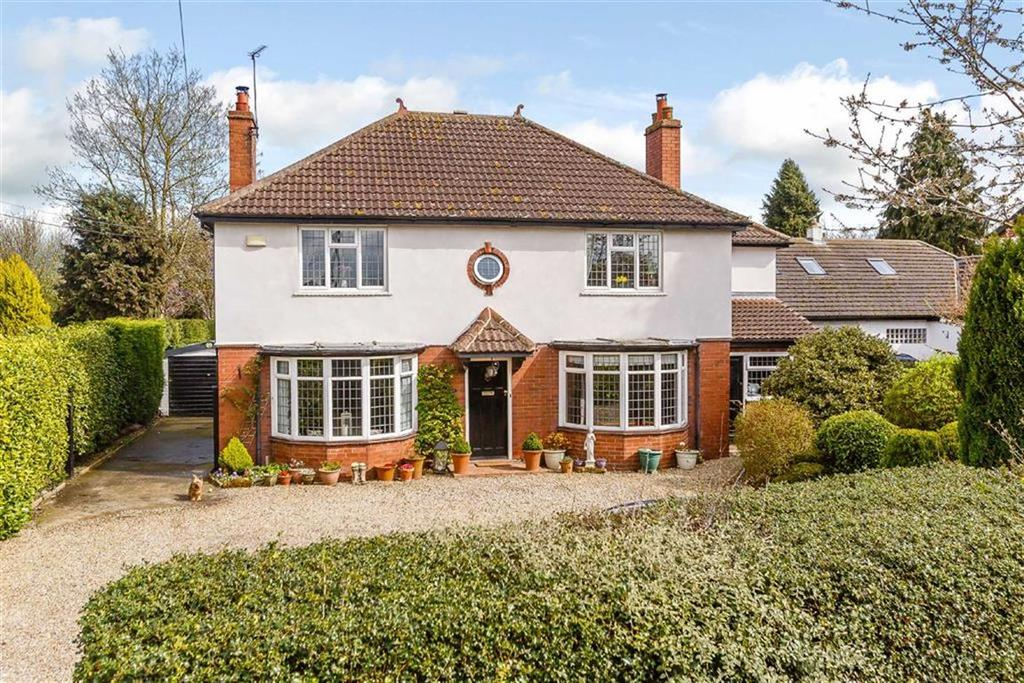 5 Bedrooms Detached House for sale in High Catton Road, Stamford Bridge