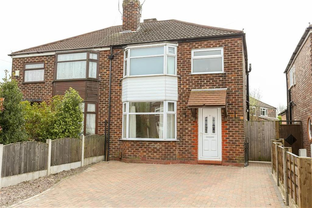 3 Bedrooms Semi Detached House for sale in Marton Grove, Heaton Chapel