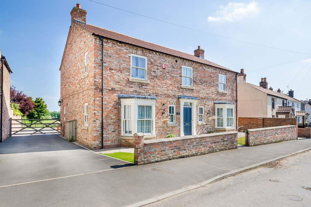 5 Bedrooms Detached House for sale in Tancred Well, Raskelf