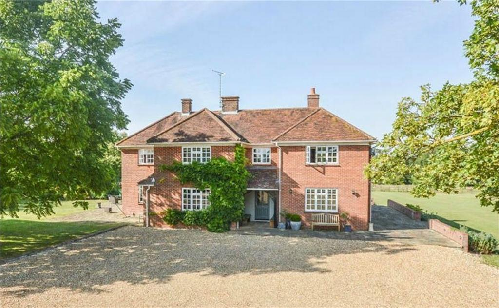 5 Bedrooms Detached House for sale in Farnham, BISHOP'S STORTFORD, Essex